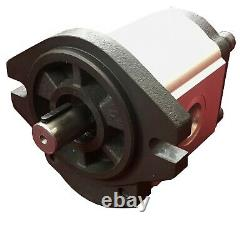 Pompe Hydraulique 28cc/rev 18.4gpm @ 2500rpm 3625psi 5/8 Key Shaft Sae A Cw