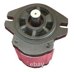 Pompe Hydraulique 28cc/rev 18.4gpm @ 2500rpm 3625psi Keyed Shaft Sae A Cw