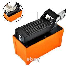 Pompe Hydraulique À Air Comprimé Avec Spray Gun Power Pack Unité 10.000 Psi 5 Ans Garantie