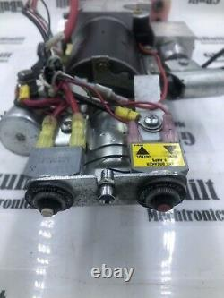Pompe Hydraulique Dyna Jack Monarch Lift Avec 2 Pistons Hydrauliques, Tuyaux Matériels 12v