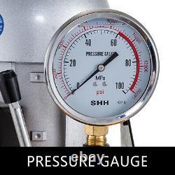 Pompe Hydraulique Électrique Simple Acting Manual Valve 10000 Psi 7l Capacité D'huile