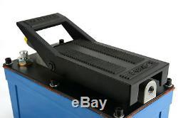 Pompe Hydraulique Temco Air Power Pack Unité 10 000 Psi 103 In3 Cap Garantie De 5 Ans