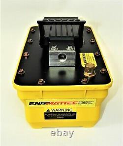 Porta Power Air Actionné Haute Pression Pompe Hydraulique 10000 Psi / 680 Bar