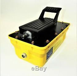 Porta Puissance Pression Salut Exploité Pompe Hydraulique 10000 Psi 680 Bar Avec Flexible