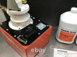Power Team Pa462 Modèle A Pompe Hydraulique À Action Unique À Air 10000psi -nouveau
