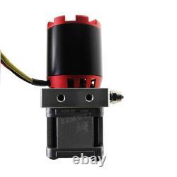 Simple Effet Électrique Hydraulique À Engrenages Pompe 12v DC Bldc Pompe À Huile Power Pack Unité