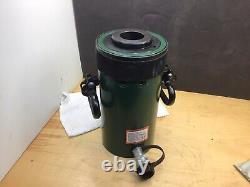 Simplex Rc606a Enerpac Rch606 Hydraulique Cylindre 60 Tonnes Creux 6' Stroke # 1