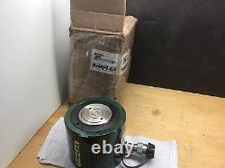 Simplex Rls1002 Rcs1002 Nouveau! Cylindre Hydraulique 100 Ton 2 Course Basse Hauteur