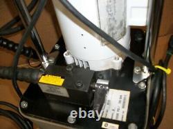 Spx Powerteam Pe172 Modèle A Pompe Hydraulique Électrique 10 000 Psi 700 Bar 1/2 HP