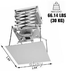 Support De Projecteur De 1m Ascenseur Électrique Motorisé 110v Montage De Plafond De Projecteur Vidéo