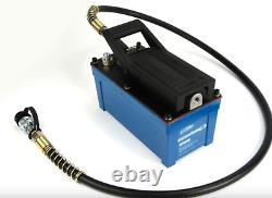 Temco Air Hydraulic Pump Power Pack Unité 10 000 Psi 103 In3 Cap 5 Ans Garantie