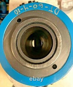 Temco Hc0004 Cylindre Hydraulique Creux Ram 60 Ton 4 Pouces