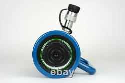 Temco Hc0014 Cylindre Hydraulique Ram Simple Effet 30 Tonnes 6 Pouces Stroke