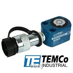 Temco Hc0030 Low Profile Height Hydraulic Cylinder Puck 5 Ton, 0.28 Course