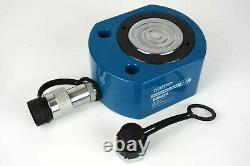 Temco Hc0034 Low Profile Height Hydraulic Cylinder Puck 50 Ton, 0.63 Course