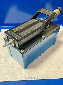 Temco Hp00000 Air Hydraulic Pump Power Pack Unit 10 000 Psi 103 In3 Cap (used)