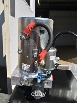 Unité D'alimentation De La Remorque À Décharge Nortrac12v DC Motor Pour Cylindre À Action Unique, # 53464