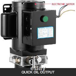Unité De Levage Hydraulique Puissance De Voiture Pompe Hydraulique 220 V 60 Hz 10l Monophasé Hoist