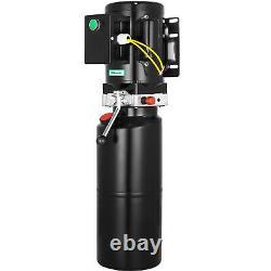 Unité De Levage Hydraulique Puissance De Voiture Pompe Hydraulique 220 V Monophasé 2.64gal Hoist