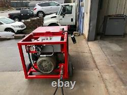 Unité Hydraulique Électrique De Coupe De Béton 460 V 20 HP Par Khm Machine, LLC