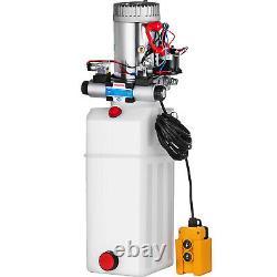 Unité Hydraulique Pompe Hydraulique Simple Solenoid Double Acting 8l 24v Z004237
